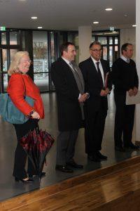 Kultusminister Prof. Dr. Alexander Lorz besucht die Albrecht-Dürer