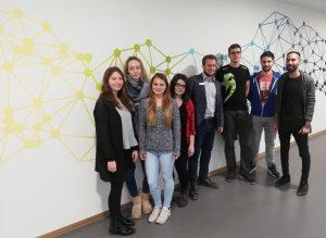 """""""Ich komme Morgen nicht, ich muss Bewerbungen schreiben"""" – Azubis der IHK an der Albrecht-Dürer-Schule"""