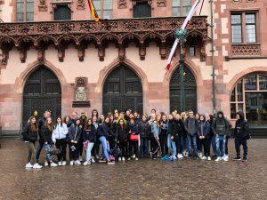 Schüleraustausch mit der italienischen Partnerschule in Bagno a Ripoli