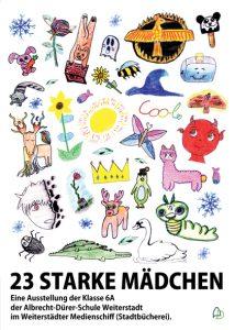 23 STARKE MÄDCHEN